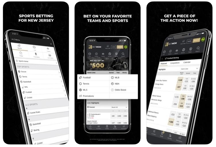 BETMGM Mobile App
