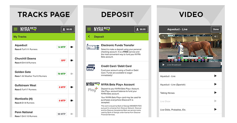 nyra bets mobile app